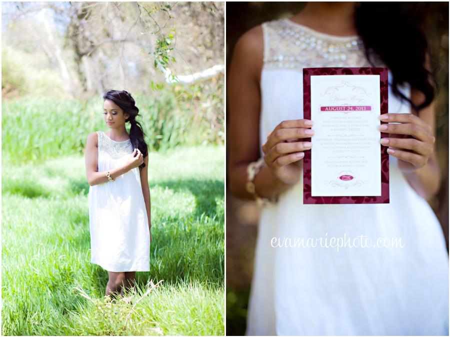 Weddings styled orange county wedding photographer for Eva my lady wedding dress